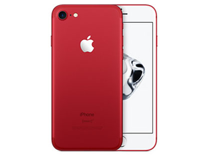 iPhone7(プロダクト・レッド)
