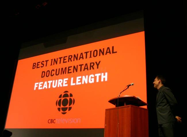 Canadian International Documentary Festival