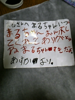 Love Letter from…