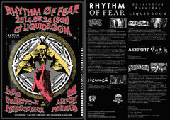 rhythm of fear
