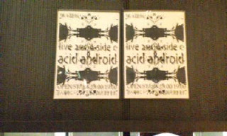 acid android@大阪BIGCAT