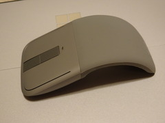 Arc Touch Bluetooth Mouse を Surface Pro4用に購入