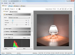 LuxRender 0.8 RC2 SSS
