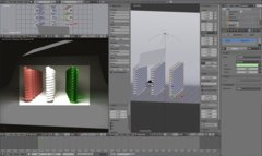 Blender with Cycles