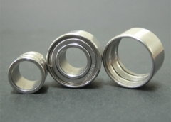 The housing of  the 688 two in one bearing