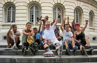 Discover Cuba on Inline Skates !