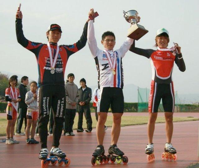 All Japan Speed championship for WC Gijon