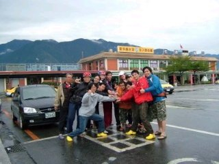 Hualien to Taitung 200km Skate in Taiwan