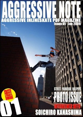 Aggressive Note Issue 01