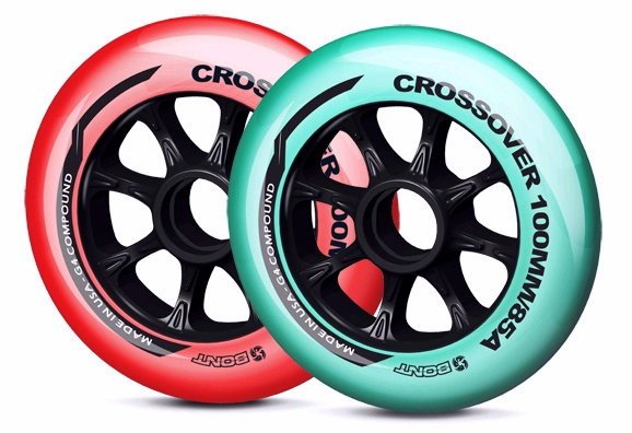 Bont Crossover 85A & 83A Wheels