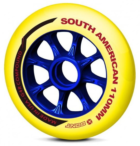 BONT South American Wheel