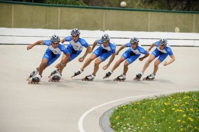 Rollerblade World Men Team 2008