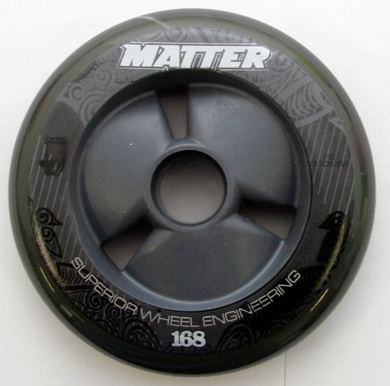 New Matter 168 wheel for WC 2010