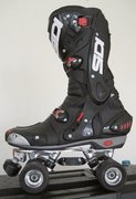 SIDI Motorcycle Race Boots