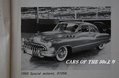 CARS OF THE 50s より