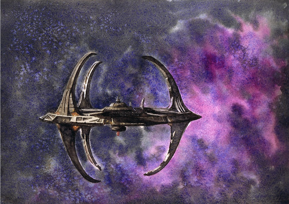 【更新】Deep Space Nine