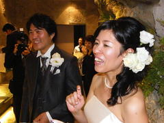 喜び・感動 Gospel Wedding