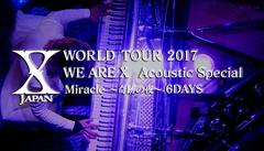X-JAPAN WORLD TOUR 2017 ラベル