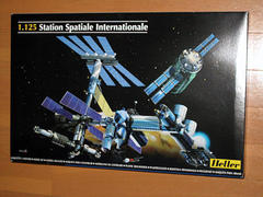 Heller 1/125 Station Spatiale Internationale