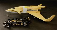 1/48 Lotus Air Racer