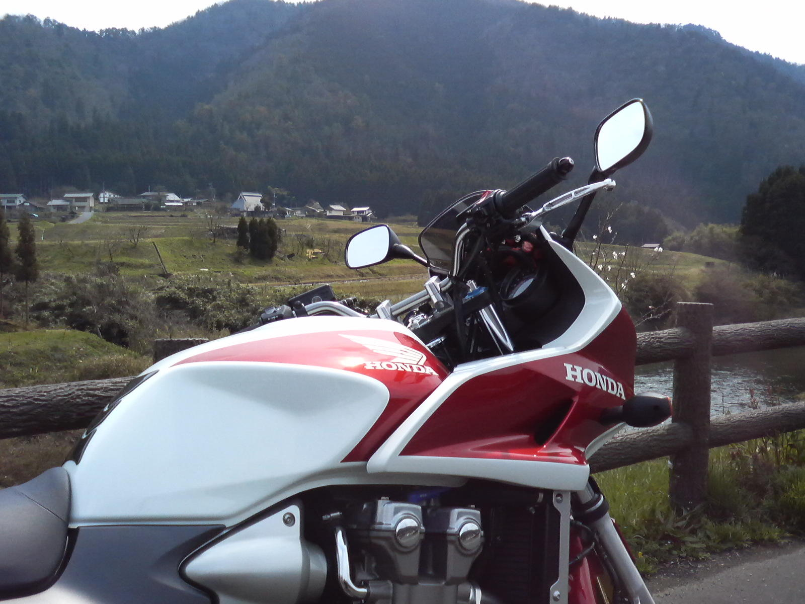 Bike Photo Collection-7- 山でBike-