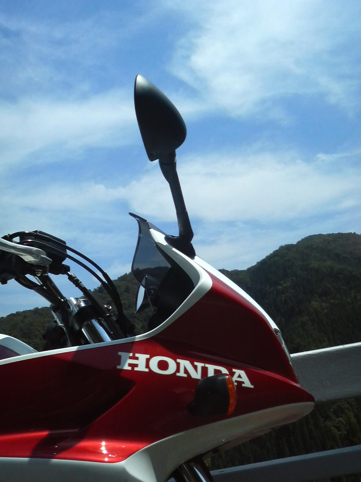 Bike Photo Collection -6- 空とBike