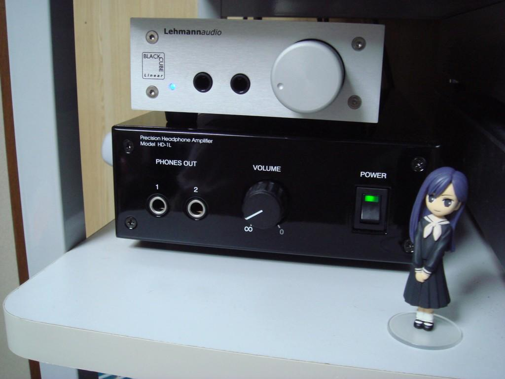 Lehmann audio Black Cube Linear ファーストインプレ