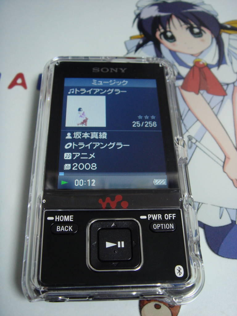 SONY WALKMAN NW-A829