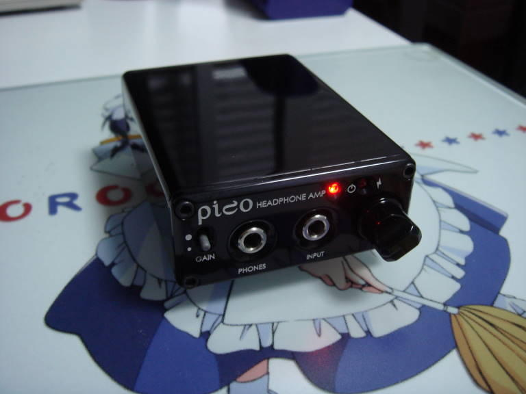 HeadAmp Pico Portable Headphone