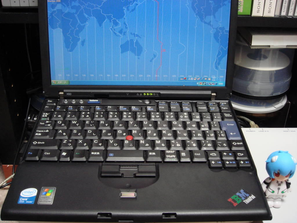 Lenovo ThinkPad x60