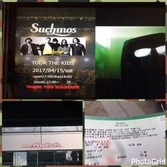 Suchmos 「TOUR THE KIDS」@なんばHatch 2017/04/15