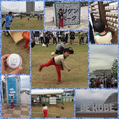 TOKYO CATCH BALL CLUB in KOBE」と「MLB ROADSHOW」