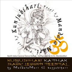Kathak Lesson CD at CDBaby & iTunes &  Amazon mp3!