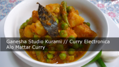 Curry Electronica in Ganesha Studio HD !!