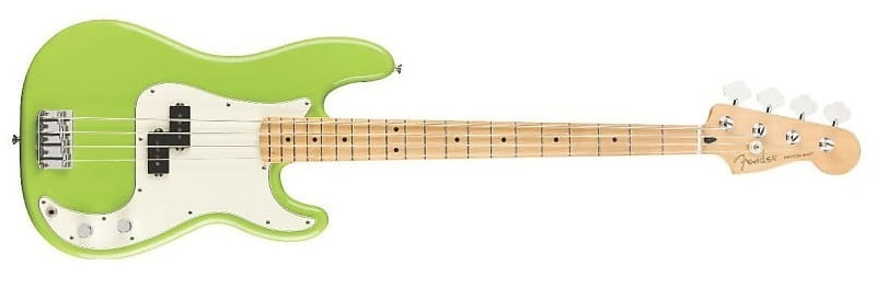 Fender Player Precision Bass - Limited Edition FSR Electron Green.jpg