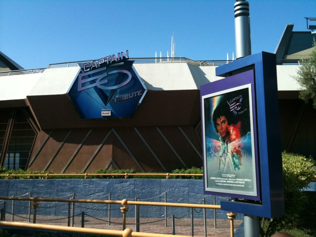 CAPTAIN EO('10 Anaheim)