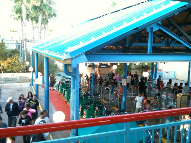 California Screamin'('10 Anaheim)
