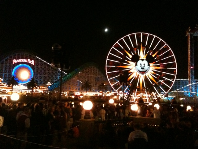 World of Color('10 Anaheim)
