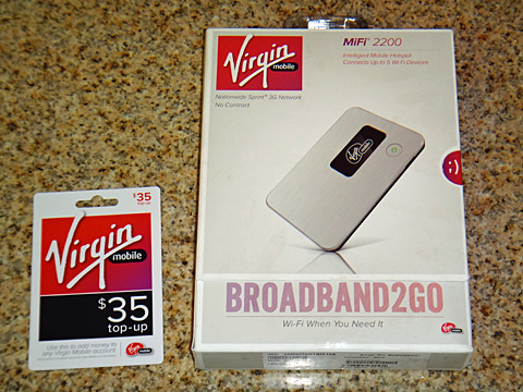 virgin mifi 2200 eBay