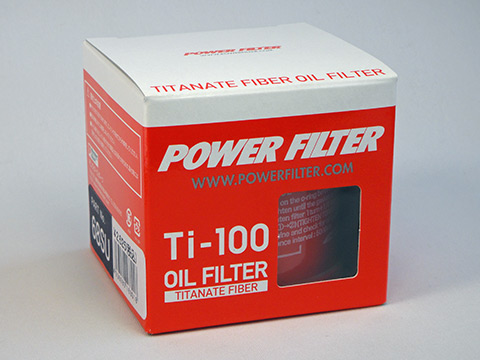 Power Filter Ti-100 68SU