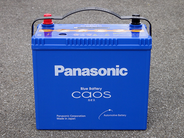 Blue Battery caos N-80B24L/C5