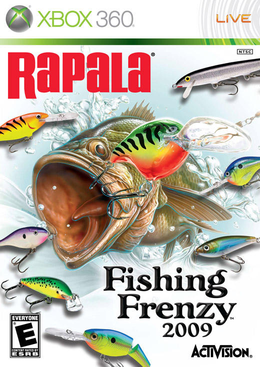 【360】RAPALA Fishing Frenzy【実績!実績!】