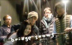 12/24(土)bridge snows ライブ@east court!
