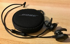 【買い物】Bose SoundSport wireless headphones