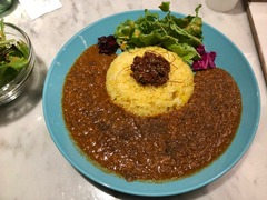 【カレー】Curry Shop JUNAYNA(京都)