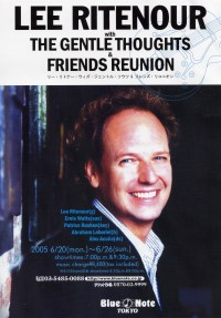 "Lee Ritenour with Friends ""Live@Blue Note TOKYO"""