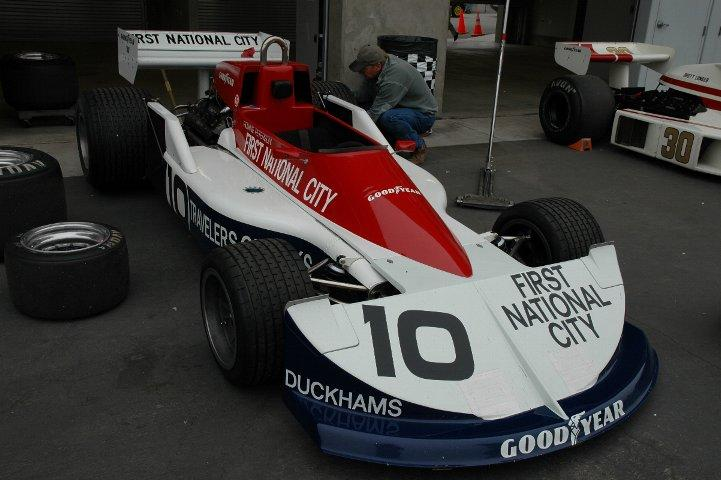 Ronnie Peterson と March 761