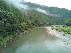 今日の天竜川9月12日(Tenryu River today September 12)