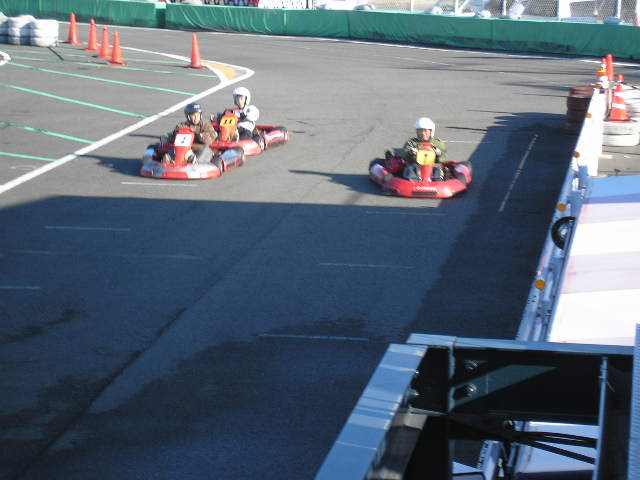 Fun To Cart Race!