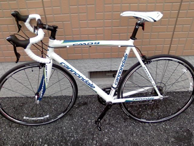 Cannondale CAAD9 5 2010納車